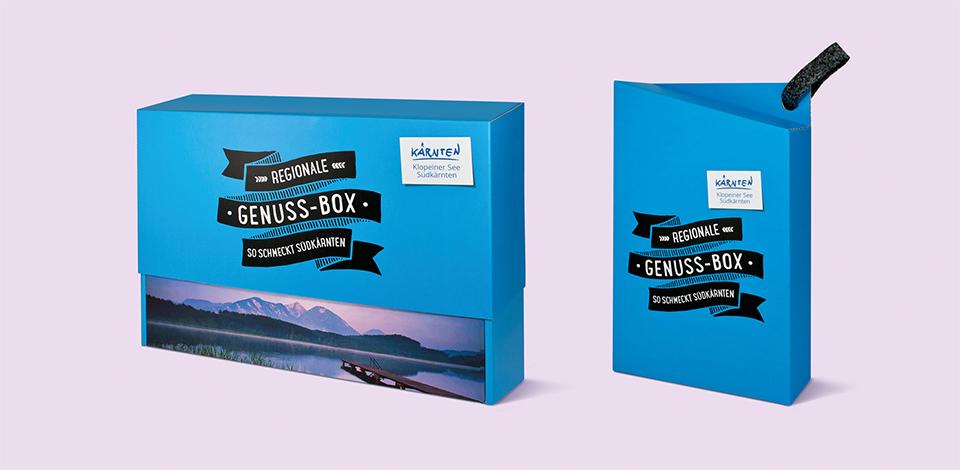 Genussboxen - Klopeinersee Südkärnten