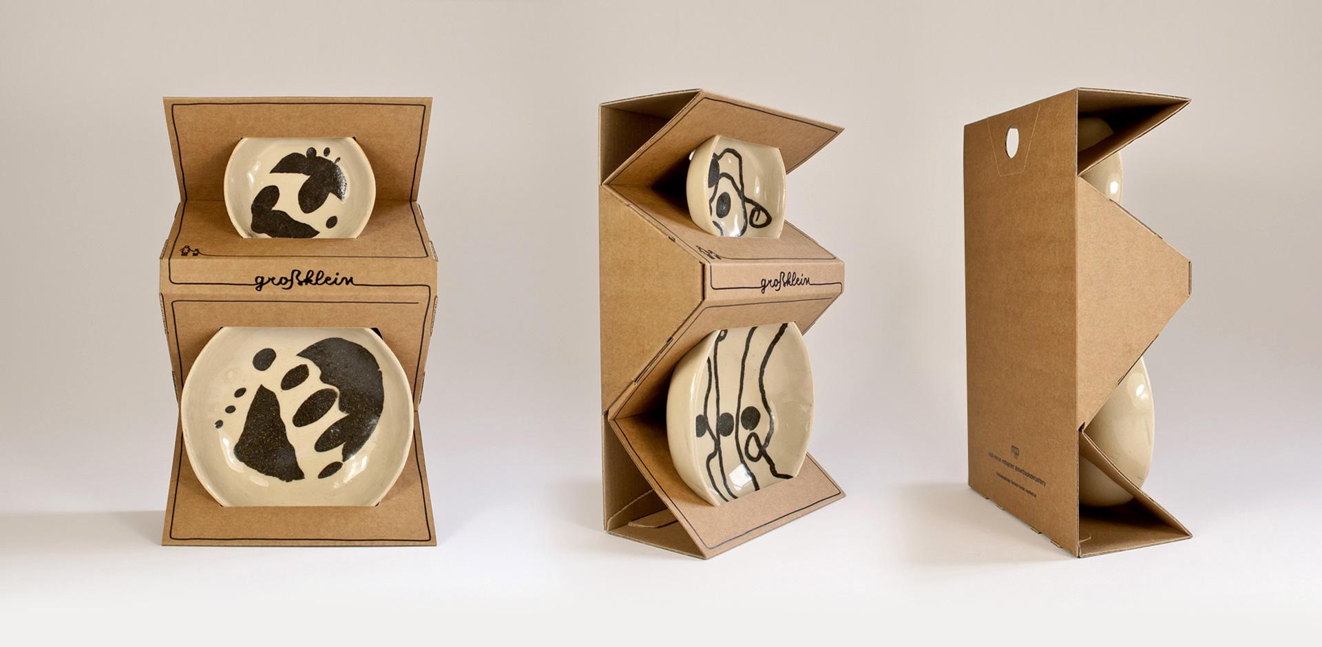 Groß-Klein Keramik Verpackung Heysister