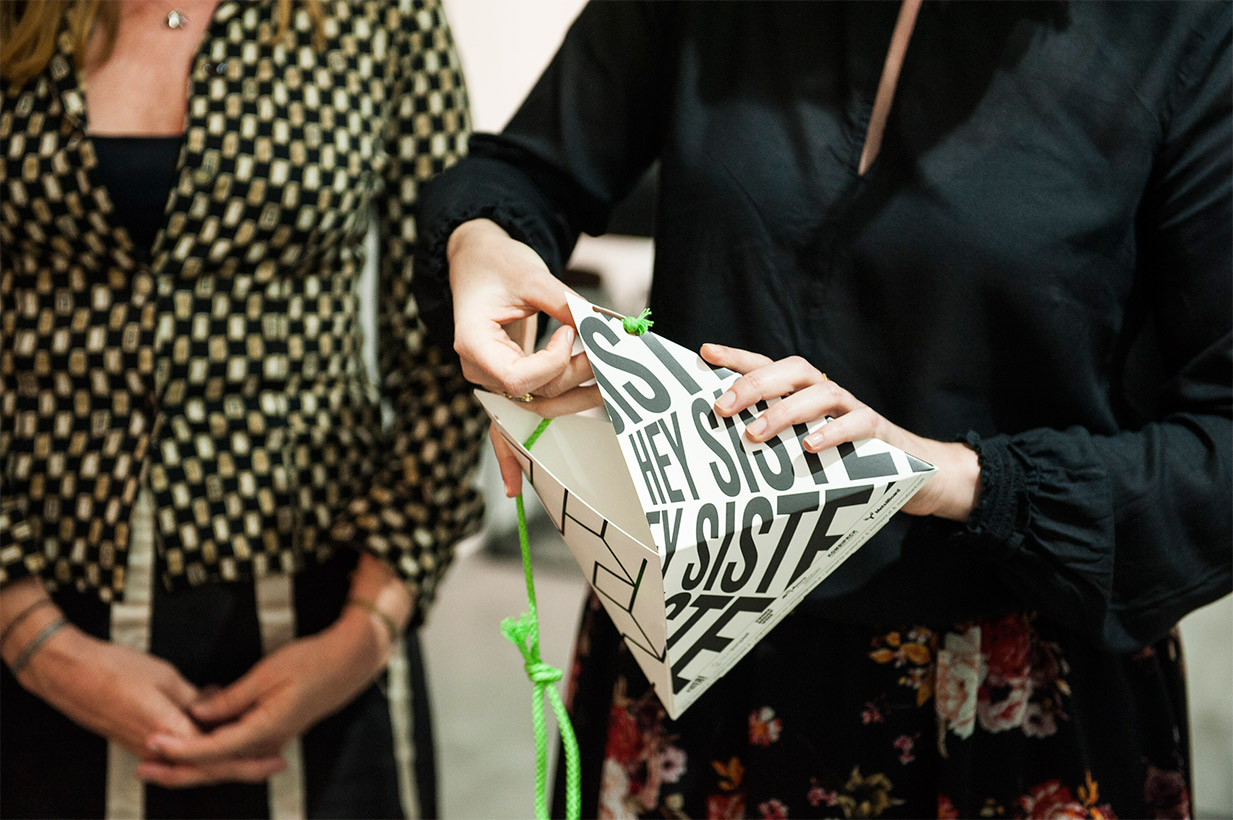 HEYSISTER! Packaging Design Cartonbag Verpackungslabor Vienna Design Week