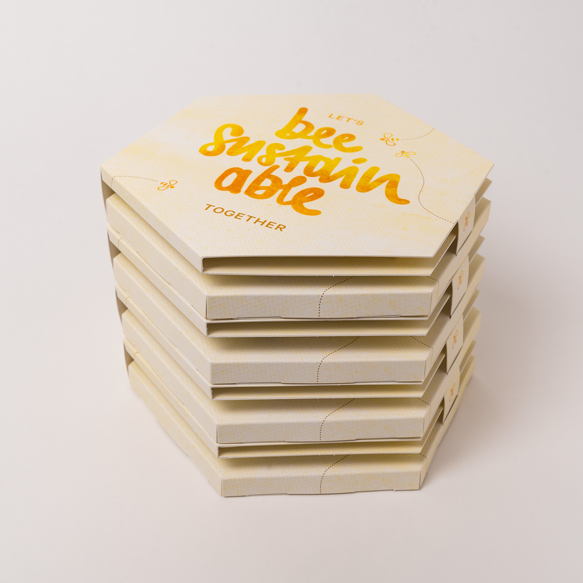 Toppits Beeswax Wraps Box Beehive