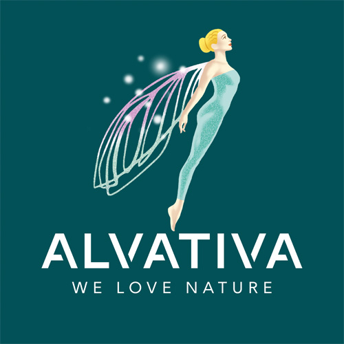 Alvativa Logo Branding Hey Sister Packaging Design